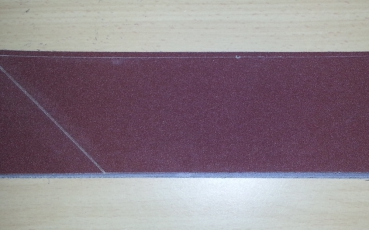 Schleifband 20x520 mm VPE 25