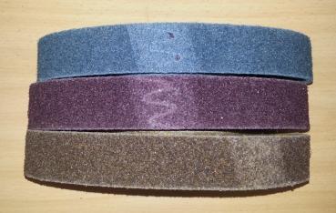 5x Vliesband NBF 800 40x618 mm Metall