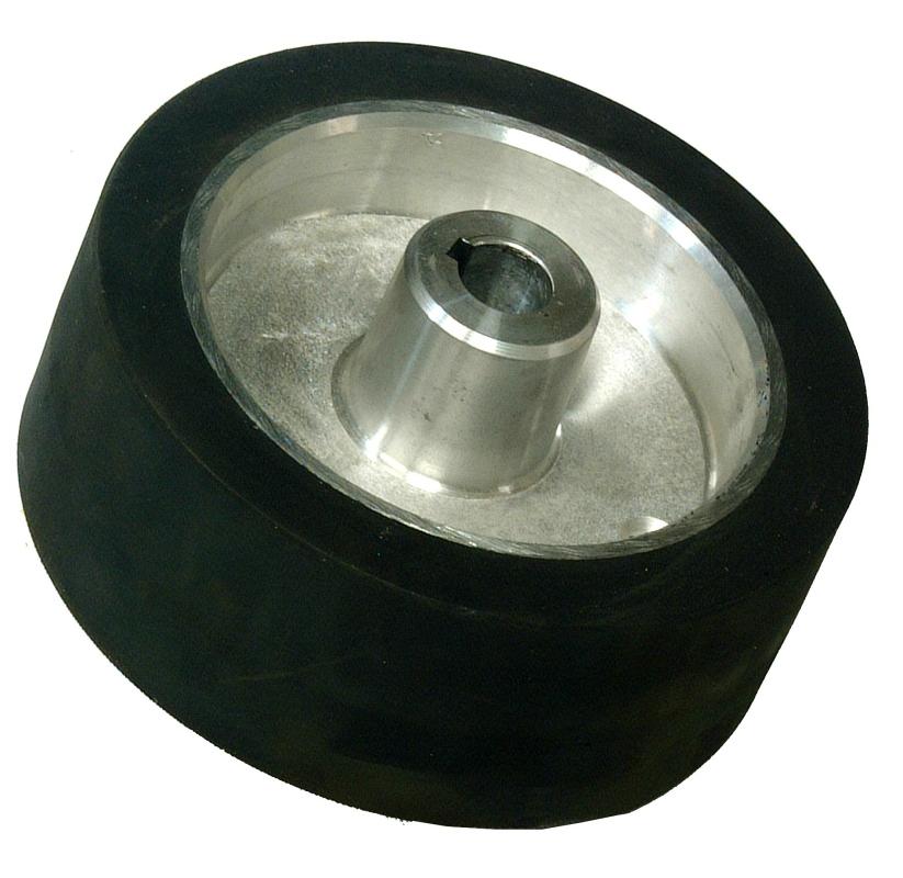 satb shop antriebsrad antriebsrolle 200x75x28 f r bandschleifer scantool kef. Black Bedroom Furniture Sets. Home Design Ideas