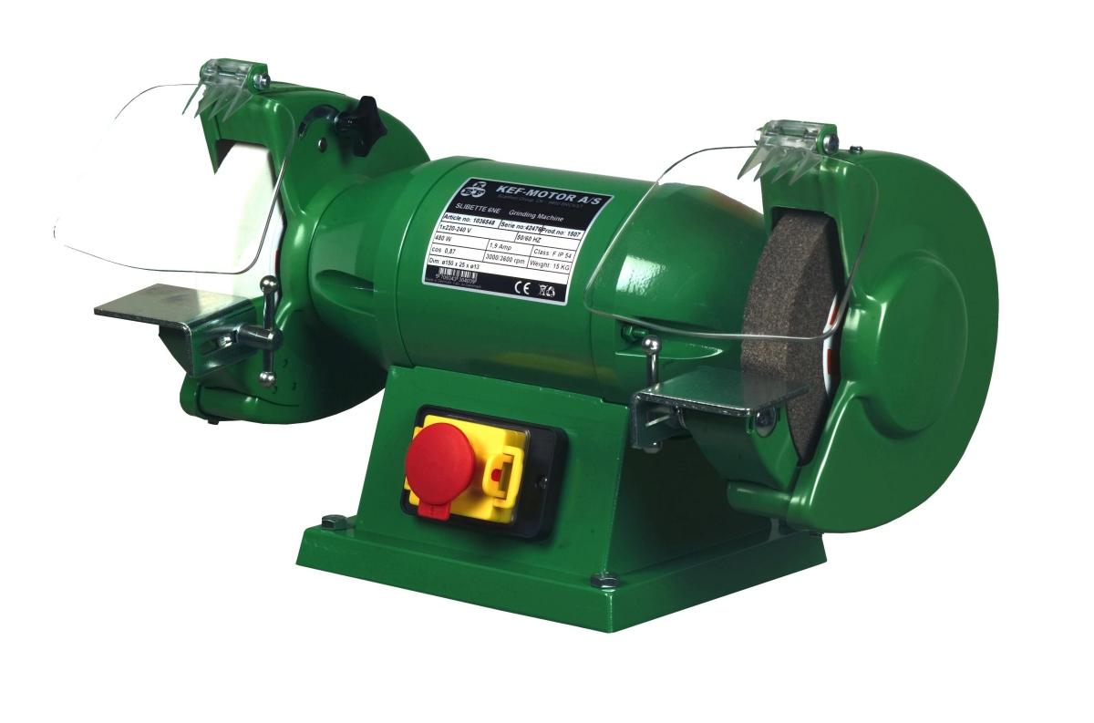 Satb Shop Schleifmaschine Kef Slibette 6 N T